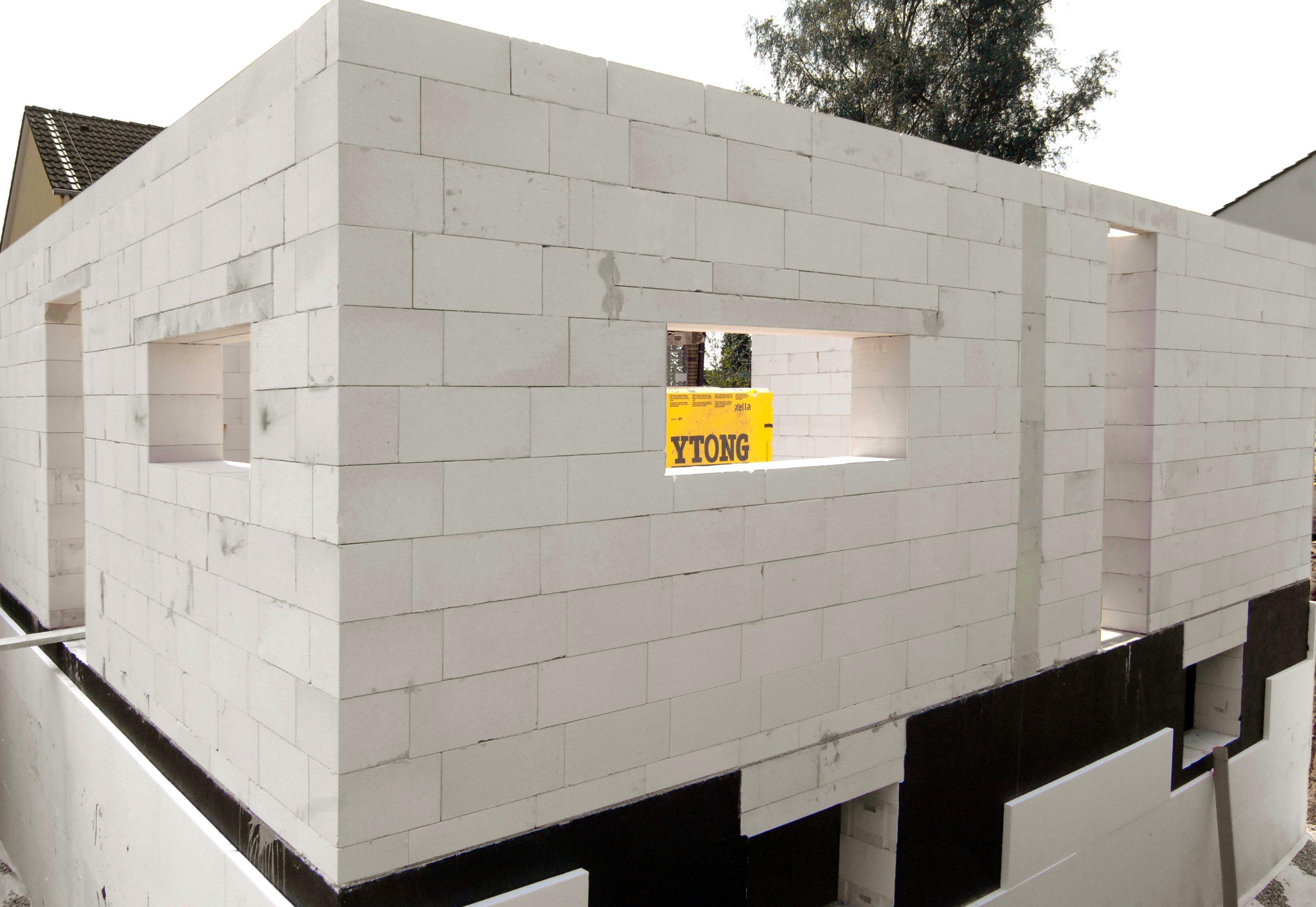 Построить дом своими руками из инси блока